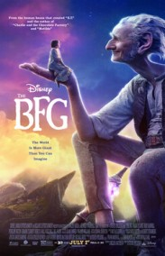 The BFG - The Big Friendly Giant Türkçe Altyazılı izle 2016