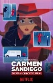 Carmen Sandiego: To Steal or Not to Steal izle